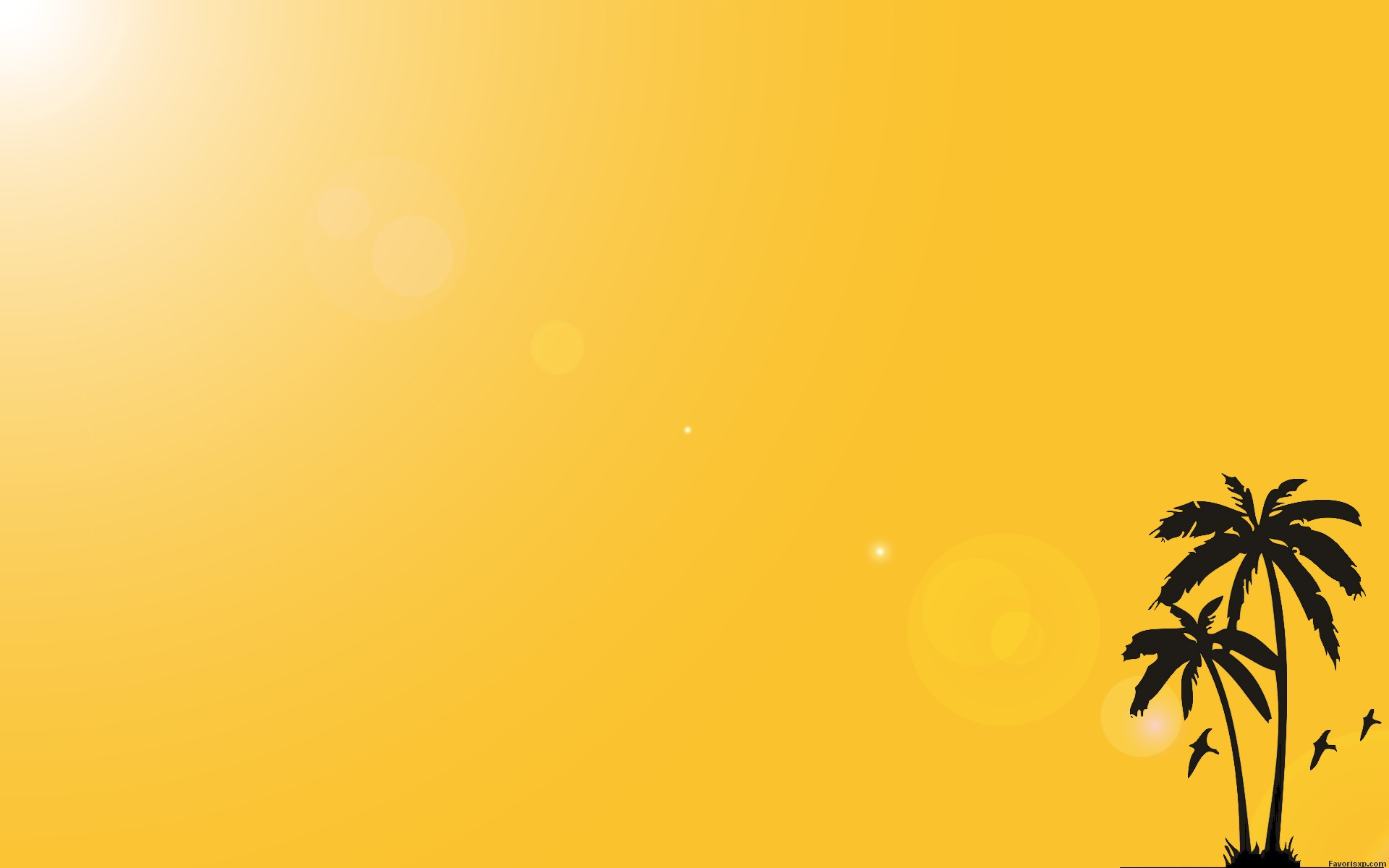 Fonds d 39 cran couleur jaune en wallpapers for Fond ecran grand format