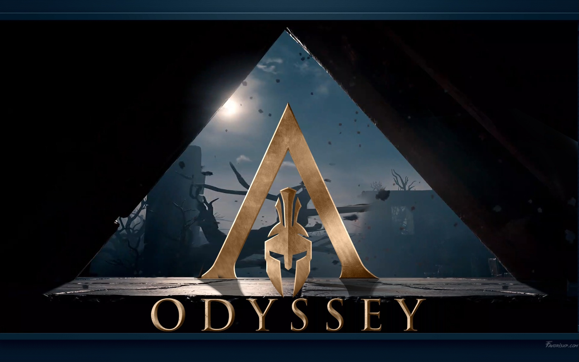 Ac Assassin S Creed Fonds D Ecran Odyssey Image Arriere Plan