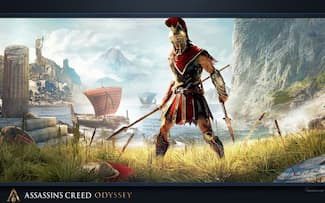 Fond d'écran Assassin's Creed Odyssey