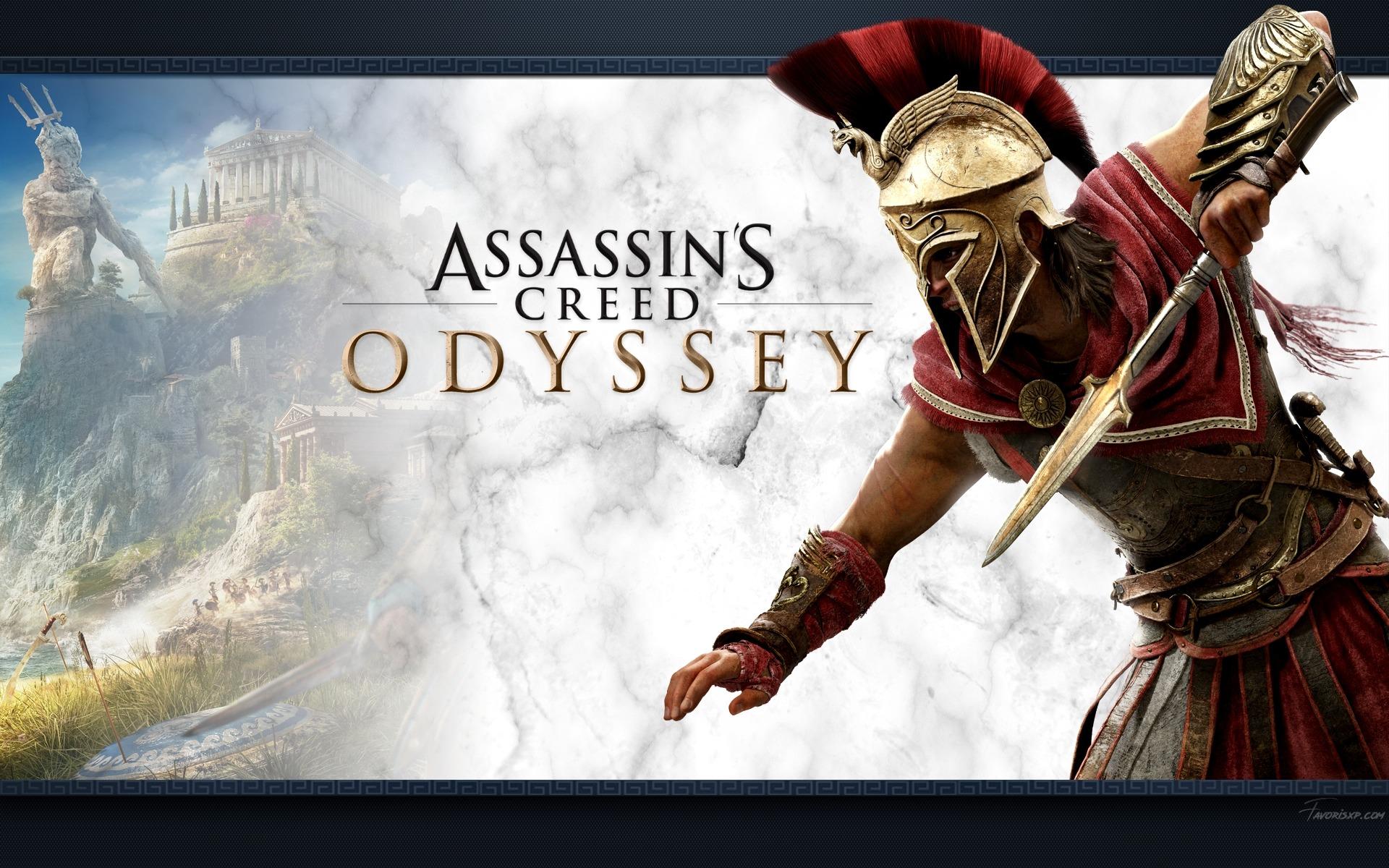 Fond Ecran Assasinscreed Odyssey Alexios Hd Wallpaper Photo Mode Assassins Creed