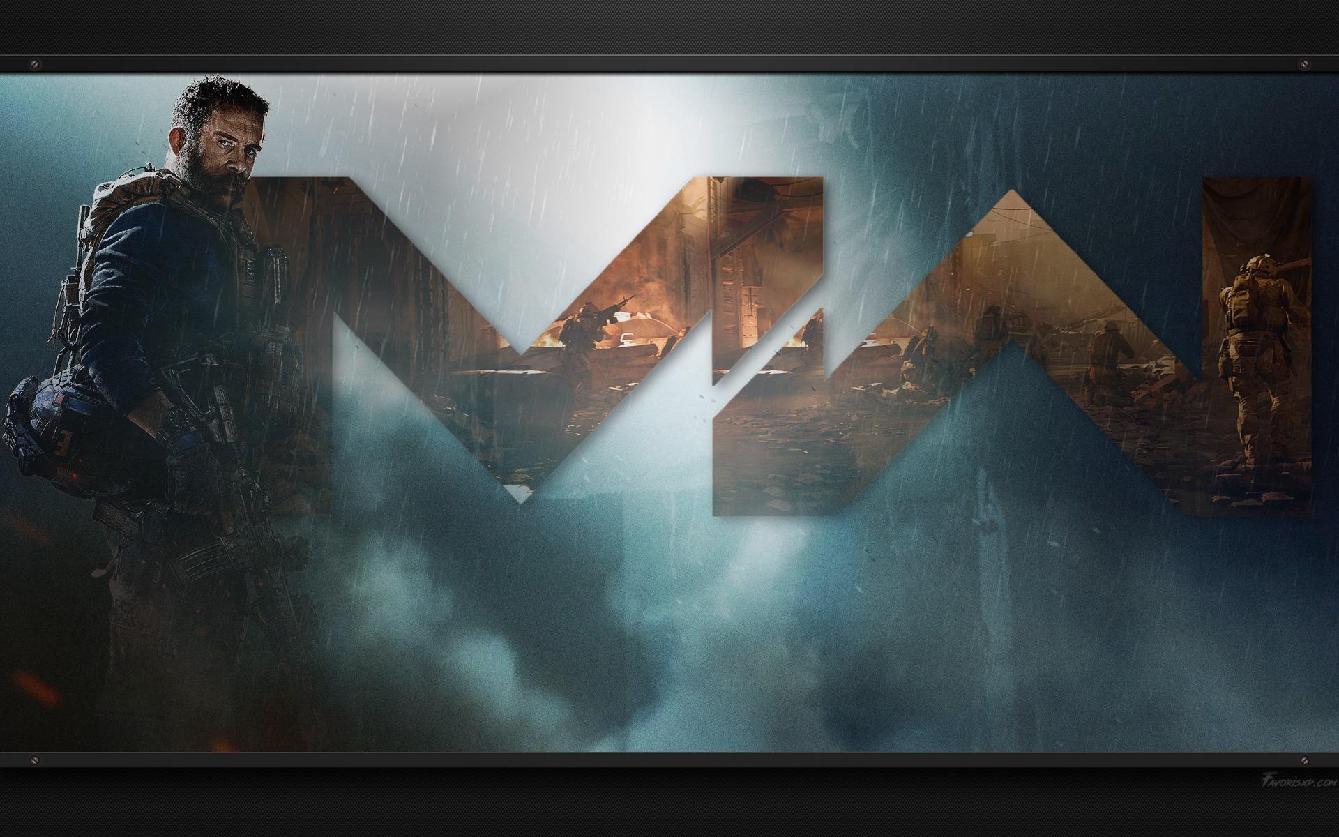 Call Of Duty Modern Warfare Fonds D Ecran 2019 Image