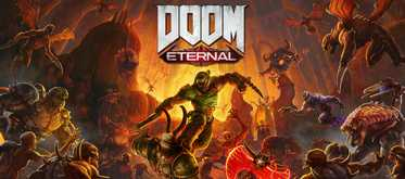 Doom Eternal - de Bethesda et id Software en 4k : un wallpaper en 3840x2160 par Favorisxp