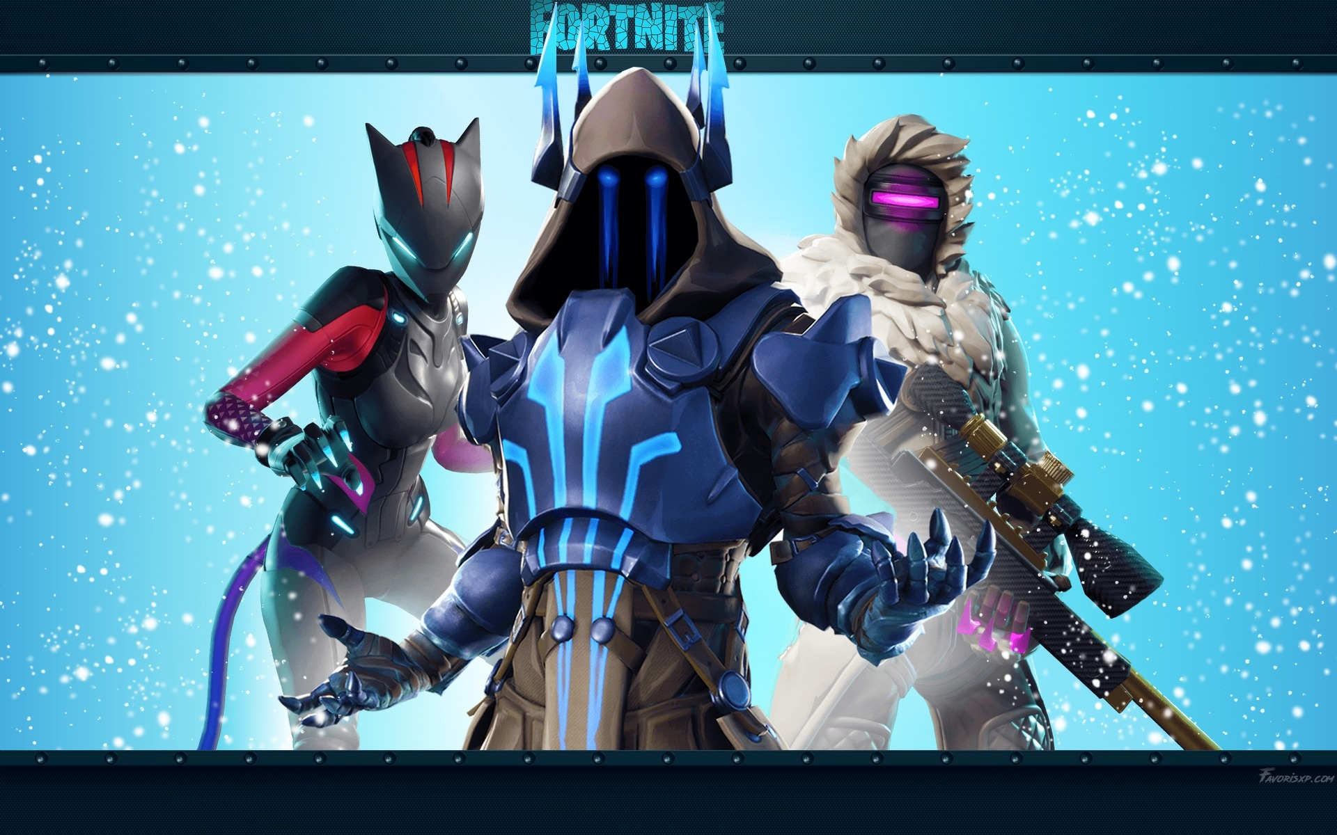 Lynx Fortnite Wallpaper Hd