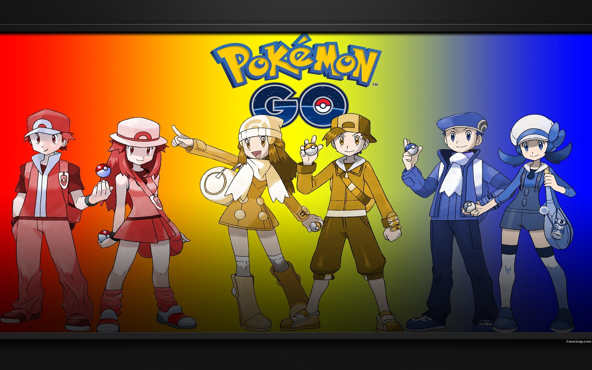 15 Pokemon Go Fonds D Ecran Instinct Mystic Valor