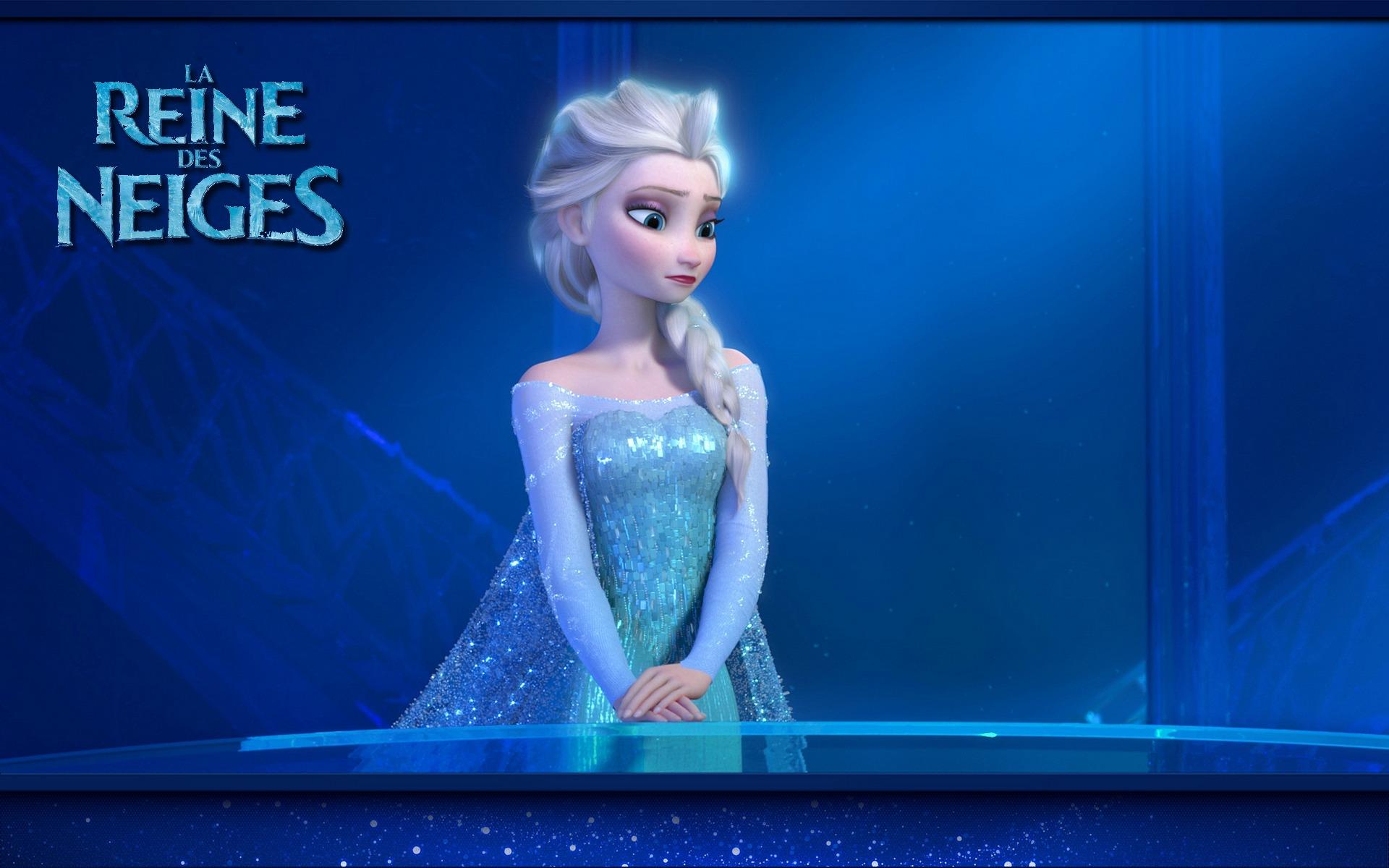 fond dcran elsa la reine des neiges fond dcran dessins anims