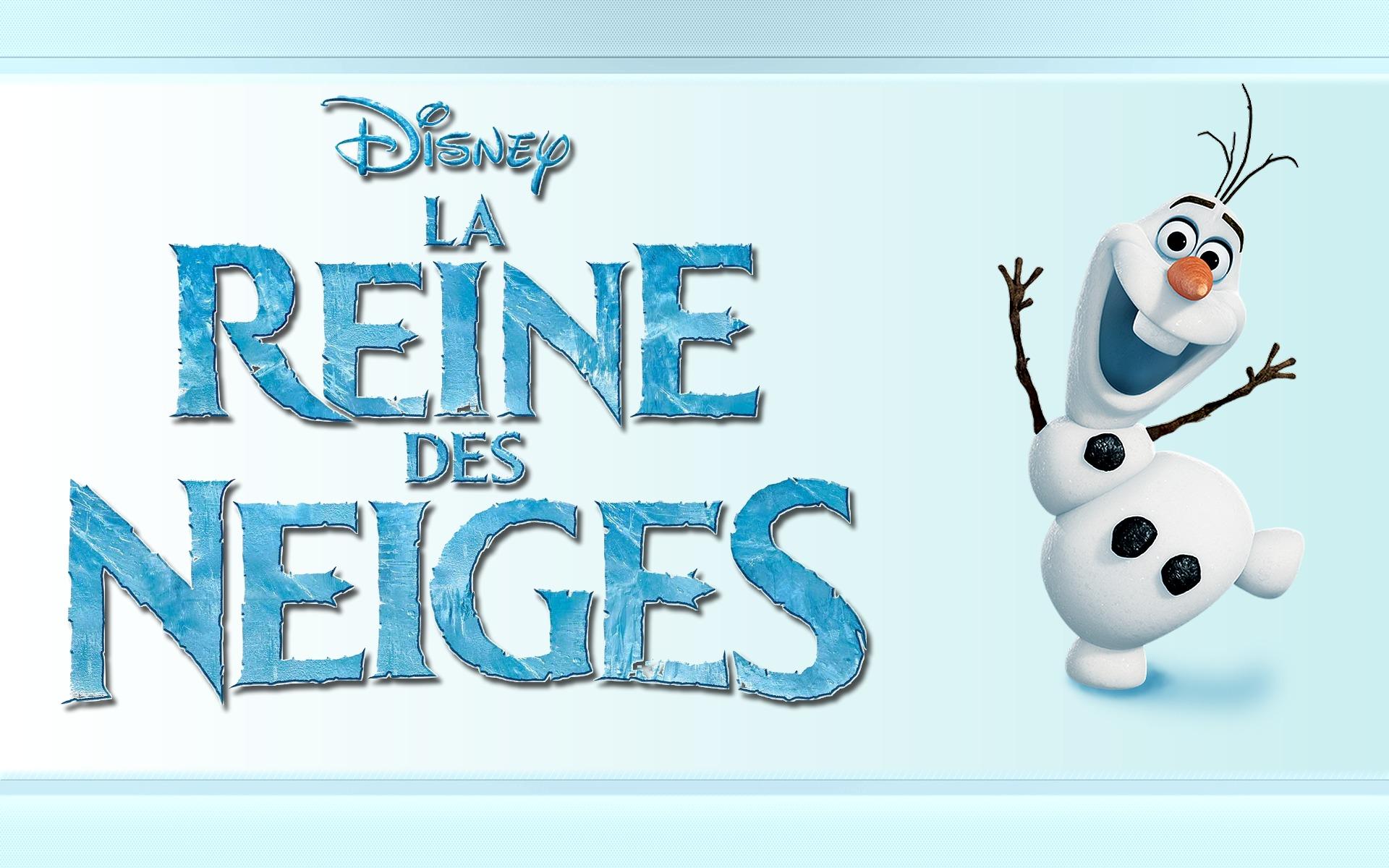 Fond d 39 cran reine des neiges images disney pixar - Reine des neige olaf ...