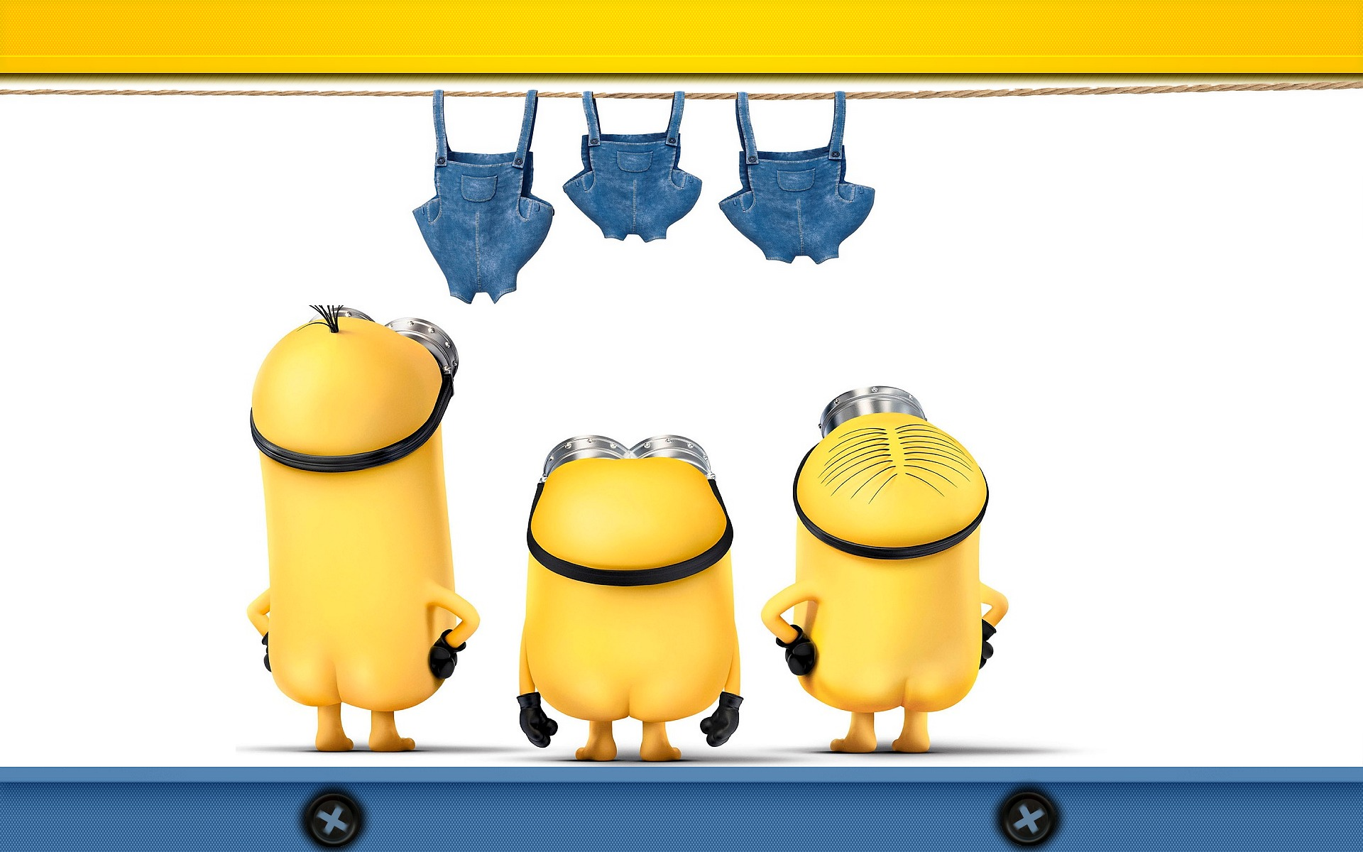 fonds d 39 cran minion tous les fonds d 39 cran des minions. Black Bedroom Furniture Sets. Home Design Ideas