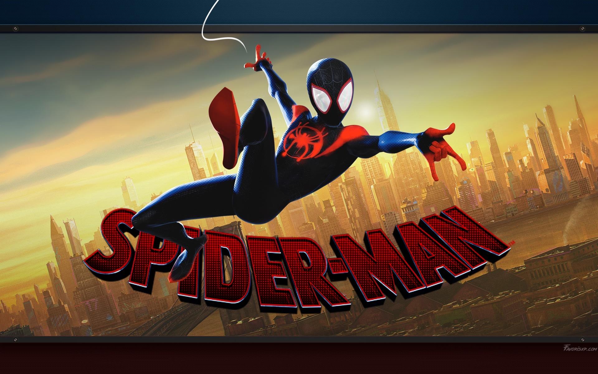 Spider Man New Generation Fonds D Ecran Image Arriere Plan