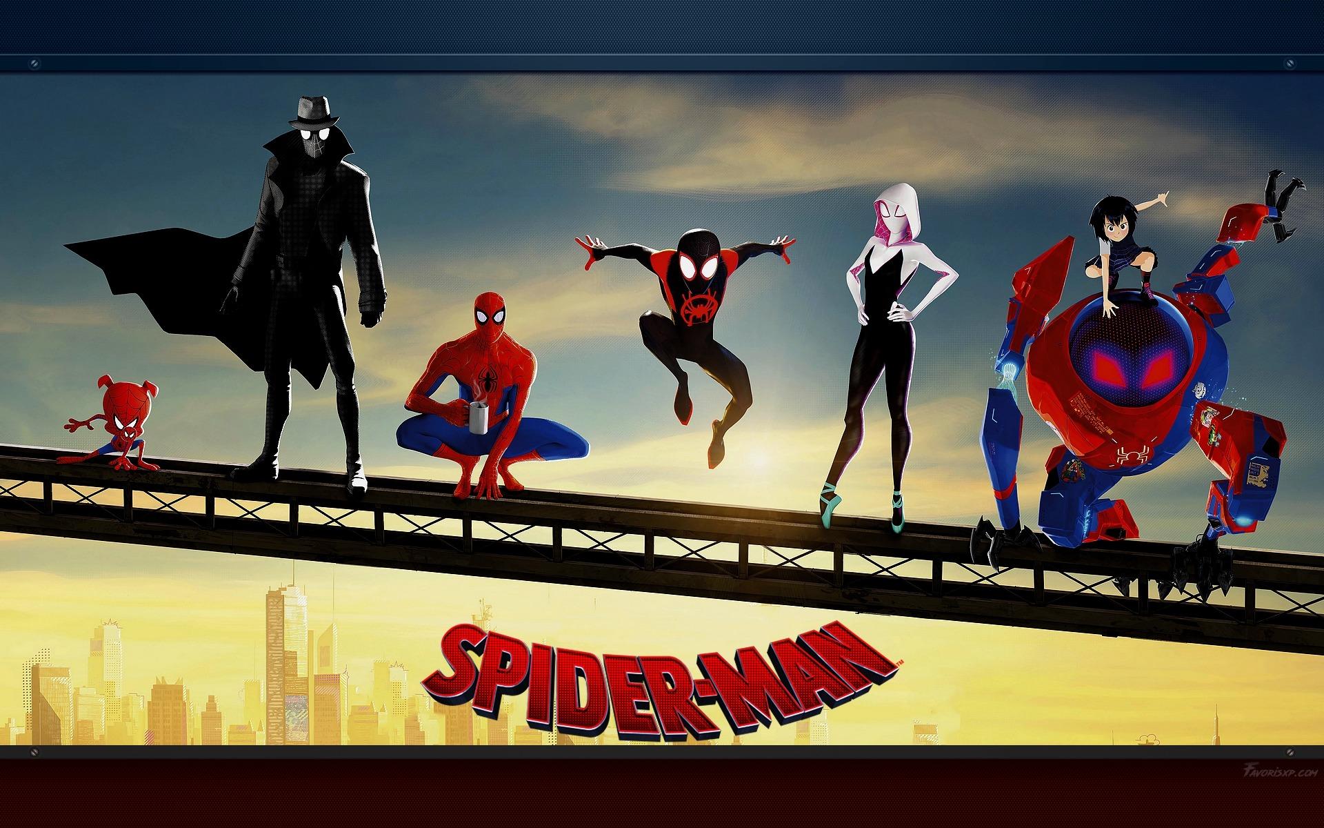 Spider Man New Generation Fonds D Ecran Wallpapers Pour Pc Favorisxp