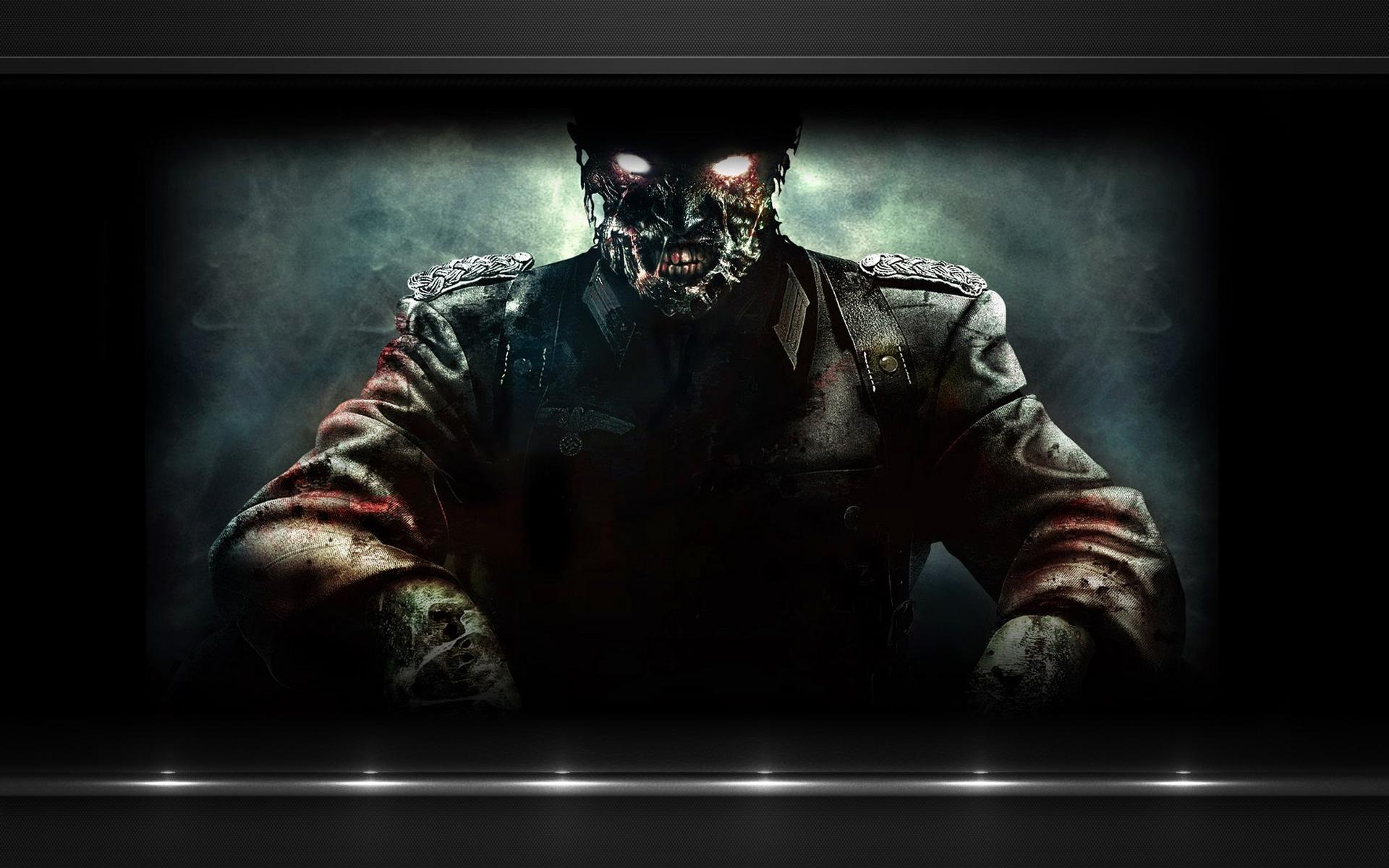 Fonds d'écran de zombies