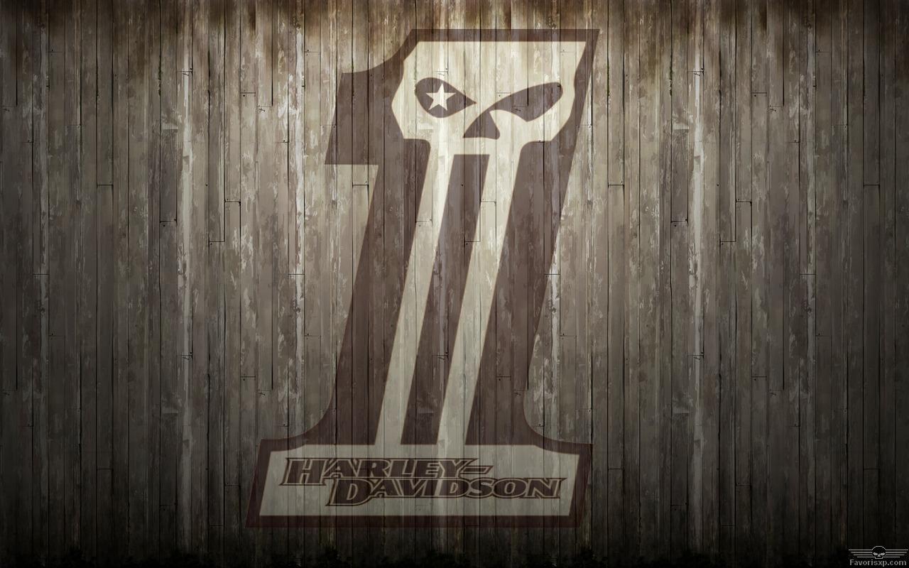 Harley Davidson Logo Photoshop Hd