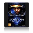 Demo jouable PC jaquette jeu StarCraft 2 - Wings Of Liberty.