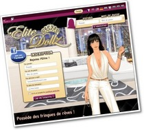 jeux gratuits de mode et de simulations virtuelles pour fille en ligne. Black Bedroom Furniture Sets. Home Design Ideas