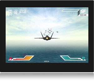 Screenshot du jeu en ligne strikefighter.
