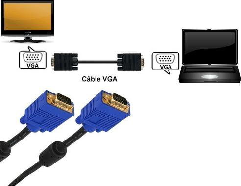 L 39 cran du moniteur est noir lorsque vous d marrez votre - Comment connecter un ordinateur de bureau en wifi ...